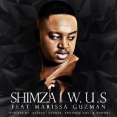 Shimza - W.U.S (Cuebur Spirit Mix) Ft. Marissa Guzman